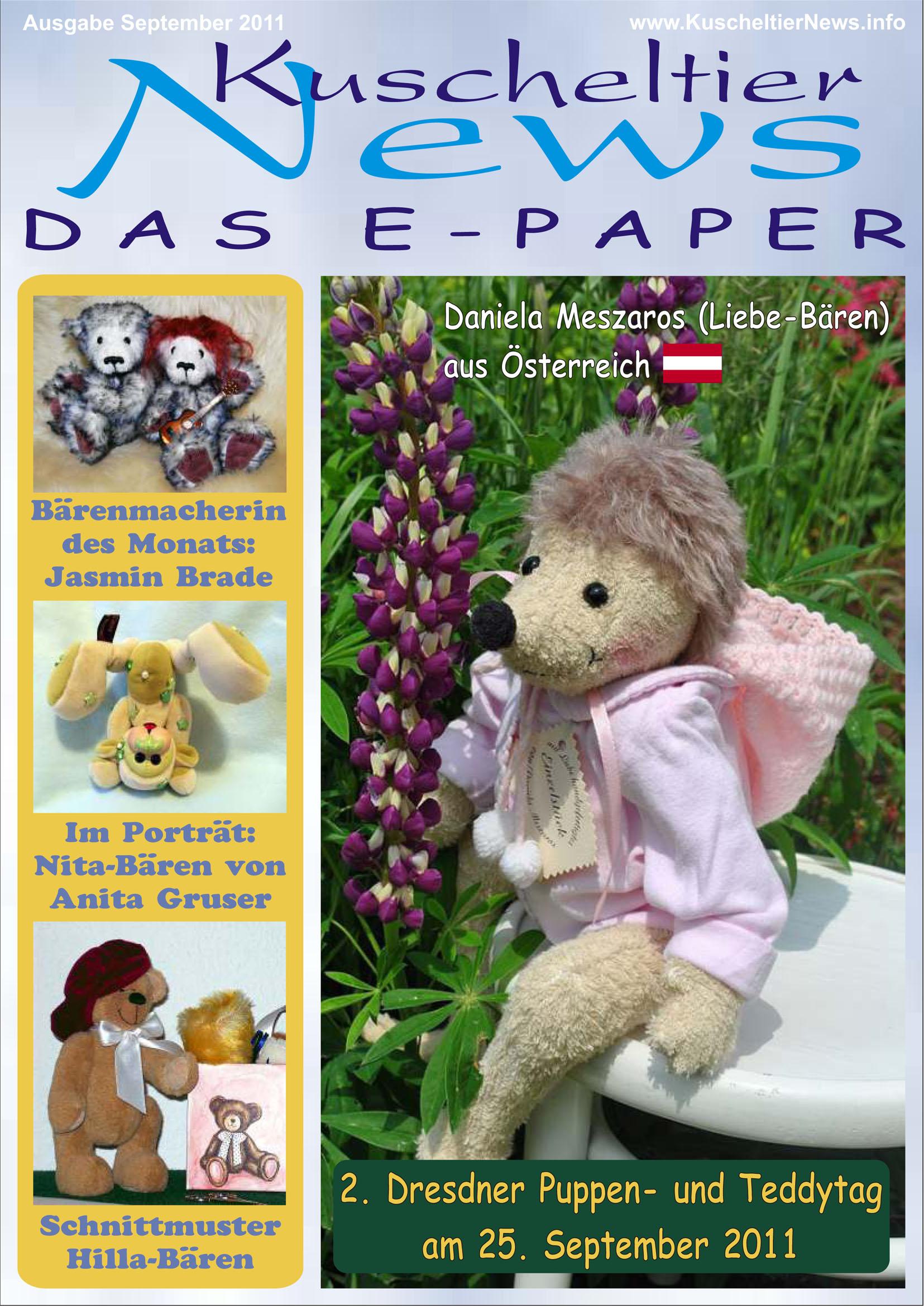 Tapsi\'s Bärenbande - INFO / KONTAKT - Presse & Awards